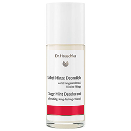Dr Hauschka Sage Mint Roll-On Deodorant - 50ml
