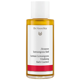 Dr Hauschka Lemon Lemongrass Vitalising Bath Essence - 100ml
