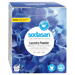 Sodasan Laundry Powder - 1010g