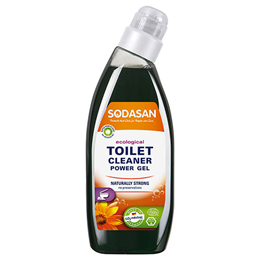 Sodasan Toilet Cleaner Power Gel - 750ml