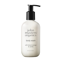 John Masters Organics Blood Orange and Vanilla Body Wash - 236ml