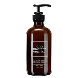 John Masters Organics Linden Blossom Face Creme Cleanser - 118ml