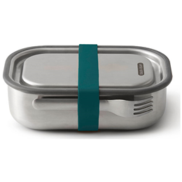 Black+Blum Stainless Steel Lunch Box Large - Ocean