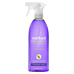 method French Lavender Multi-Surface Cleaner Spray - 828ml