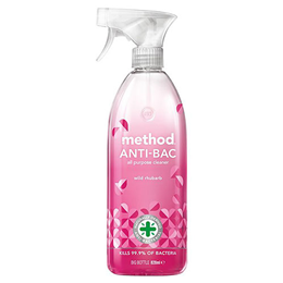 method Anti-bac All Purpose Cleaner - Wild Rhubarb - 828ml