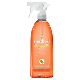 method Clementine Daily Kitchen Surface Cleaner - 828ml
