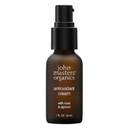 John Masters Organics Rose and Apricot Antioxidant Day Cream - 30ml