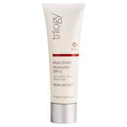 Trilogy Multi-Shield Moisturiser SPF15 - 50ml