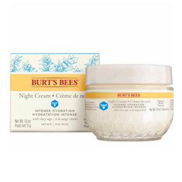 Burt's Bees Intense Hydration Night Cream - 51g