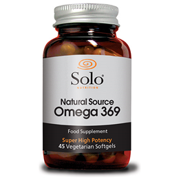 Solo Nutrition Omega 369 - 45 Softgels