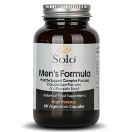 Solo Nutrition Mens Formula - 60 Vegicaps