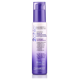 Giovanni Organic Blackberry & Coconut 2chic Repairing Leave-in Conditioning & Styling Elixir - 118ml