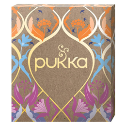 Pukka Christmas Tea Selection Box