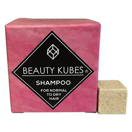 Beauty Kubes Shampoo for Normal to Dry Hair – 27 Washes
