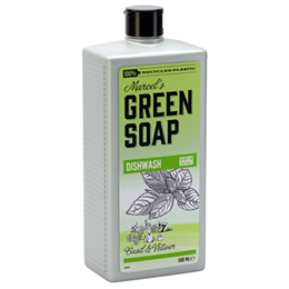 Marcel`s Basil & Vetiver Washing Up Liquid - 500ml