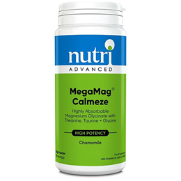 Nutri Advanced Chamomile MegaMag Calmeze - 252g Powder