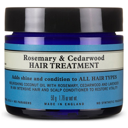 Neal`s Yard Remedies Organic Rosemary & Cedarwood Hair Treatment - 50g