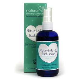Natural Birthing Company Nourish & Relieve Spray - 100ml