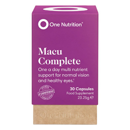 One Nutrition Macu Complete - 30 Capsules
