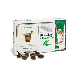 Pharma Nord Bio-CLA + Green Tea - 60 Capsules
