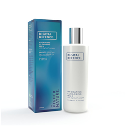 Higher Nature Digital Defence Hydrating Cleansing Milk - 200ml