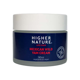 Higher Nature Mexican Wild Yam Cream - 100ml
