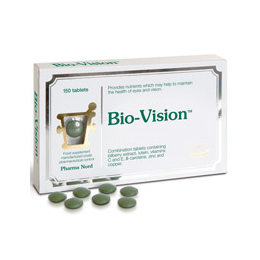 Pharma Nord Bio-Vision - 150 Tablets - Bioflavonoids and antioxidant