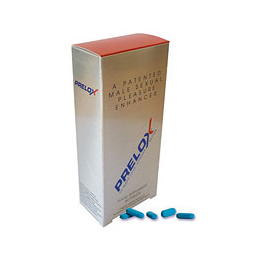 Pharma Nord PRELOX - Male Pleasure Enhancer - 60 Tablets