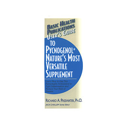 Users Guide to Pycnogenol By Richard A. Passwater