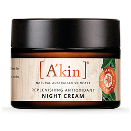 A kin Lavender and Rose Repairing Antioxidant Night Creme - 50ml