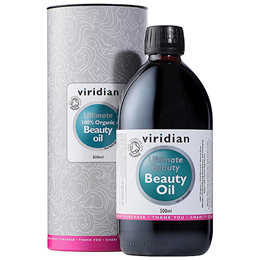 Viridian 100% Organic Ultimate Beauty Oil - 500ml
