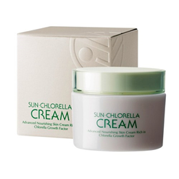 Sun Chlorella Cream - Advanced Nourishing Face Cream - 45g