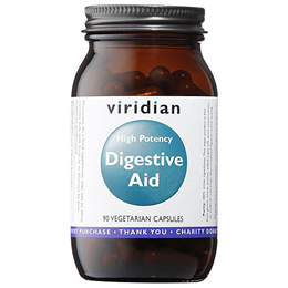 Viridian High Potency Digestive Aid - 90 Vegicaps