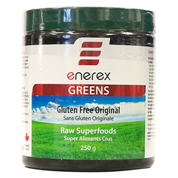 Enerex Greens Original - Raw Superfoods - 250g