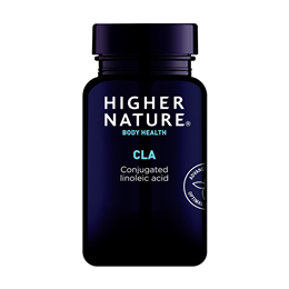 Higher Nature CLA - 90 x 1000mg Capsules