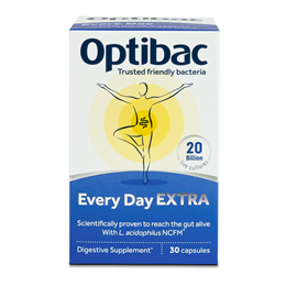 OptiBac Probiotics - For Every Day EXTRA Strength - 30 Capsules