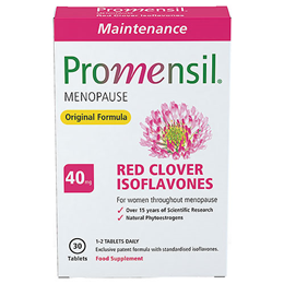 Promensil Red Clover Isoflavones - 30 Tablets