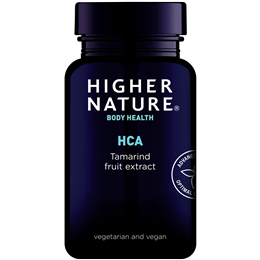 Higher Nature HCA - Tamarind Fruit Extract - 90 Tablets