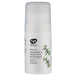 Green People Rosemary & Prebiotics Roll-On Deodorant - 75ml