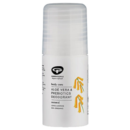 Green People Aloe Vera & Prebiotics Roll On Deodorant - 75ml