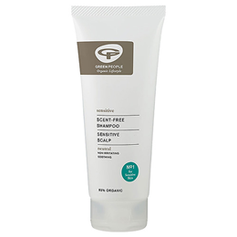 Green People Sensitive Scent-Free Shampoo - 200ml