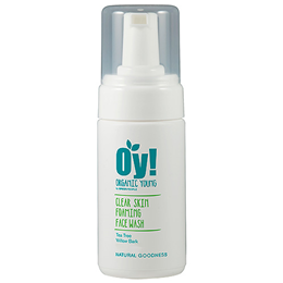 Green People Oy! Foaming Clear Skin Face Wash - 100ml