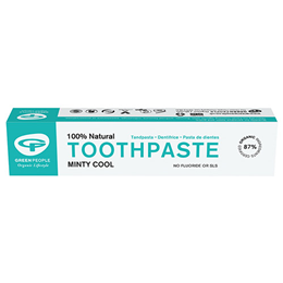 Green People Organic Minty Cool Toothpaste - 50ml
