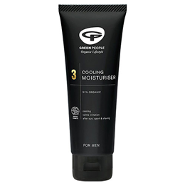 Green People No.3 Cooling Moisturiser - For Men - 100ml