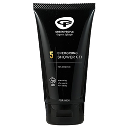 Green People No. 5 Energising Shower Gel - For Men - 150ml