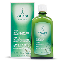 Weleda Pine Reviving Bath Milk - Restorative and Uplifting - 200ml