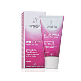 Weleda Wild Rose Smoothing Day Cream - 30ml - Expiry date is 31st May 2020
