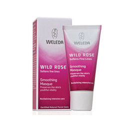Weleda Wild Rose Smoothing Masque - 30ml - Best before date is 31st March 2017