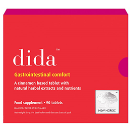 New Nordic dida - Gastrointestinal Comfort - 90 Tablets