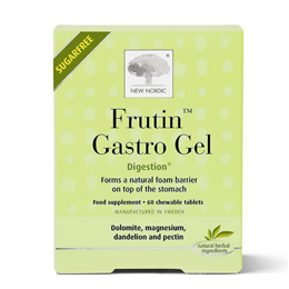 New Nordic Frutin - Natural Fruit Fibres - 60 Chewable Tablets